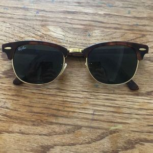 Ray Ban Clubmaster Classic Glasses
